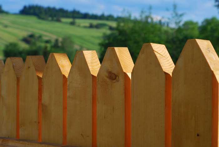 Забор для палисадника