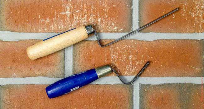 расшивка швов для кирпича